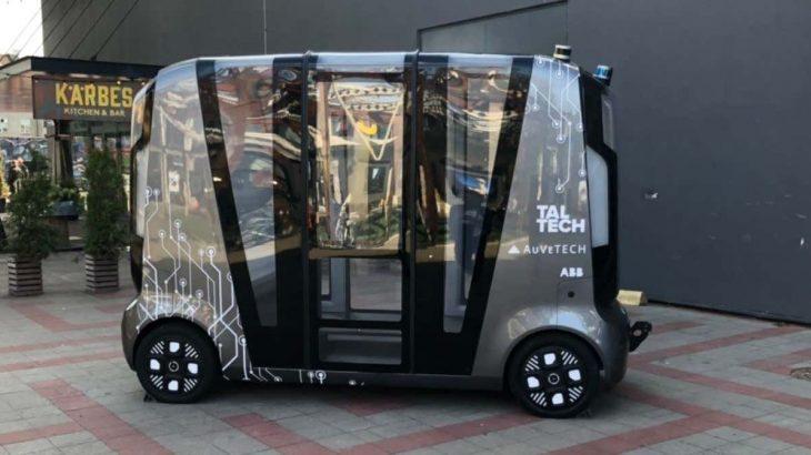 エストニアでは自動運転バスが使われている!?